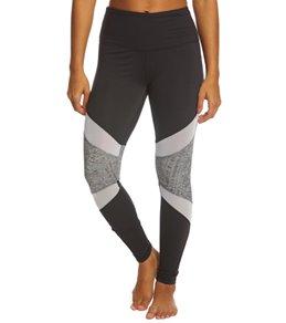ef89a152fb Marika Jordan Knee Jacquard Yoga Leggings