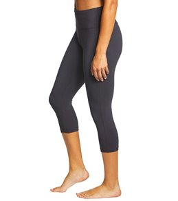 cb93874876950 Marika Brooke High Waisted Tummy Control Yoga Capris