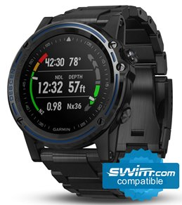 Garmin Decent MK1 GPS Dive Computer