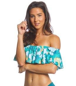 bb1025a235a5e Maaji Blossom Coquette Bikini Top