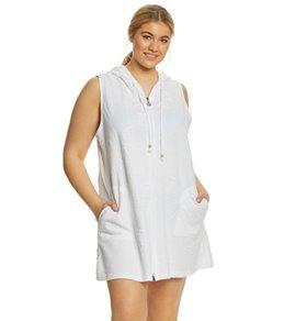 Dotti Plus Size Anchor's Away Dress