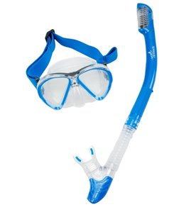 Speedo Reefseeker Mask and Snorkel Set