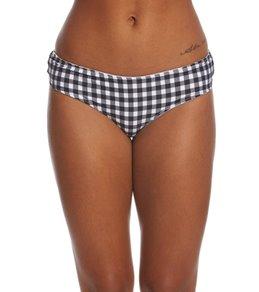 O'Neill Aloha Floral Reversible Hipster Bikini Bottom