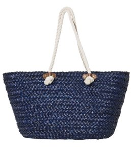 Pia Rossini Zahara Straw Bag