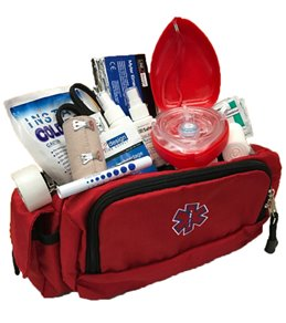 LINE2Design Deluxe First Aid Fanny Pack Kit
