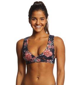 Billabong Let's Wander Plunge Bikini Top