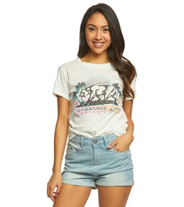 Billabong Retro Cali Bear Boy Tee