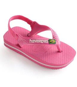 ce4bc64c586c Havaianas Brazil Logo Flip Flop (Toddler) Quick view. SALE