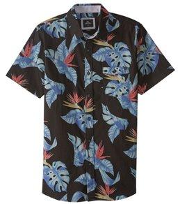 Rip Curl Men's Sessions Short Sleeve Shirt