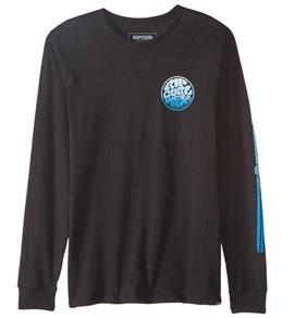Rip Curl Men's Nuevo Wettie Premium Long Sleeve Shirt
