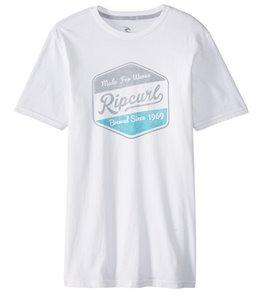 Rip Curl Men's Fresh Brew Classic Tee Shirt