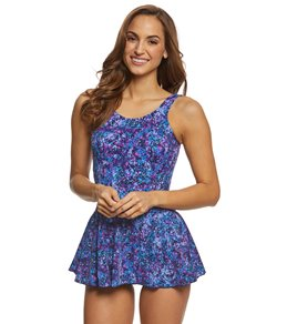 T.H.E. Mastectomy Galaxy Swimdress