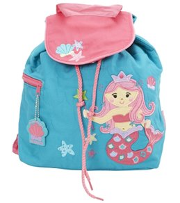 5a47c54b4a Stephen Joseph Kids  Mermaid Quilted Backpack