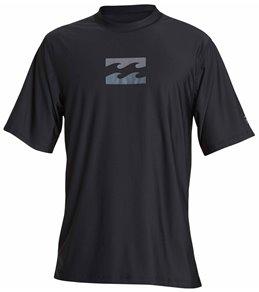 Billabong Men's All Day Wave Short Sleeve Rashguard