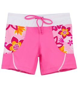 5f51e3369a595 Tuga Girls' Tropical Punch Shorts (Toddler, Little Kid, ...