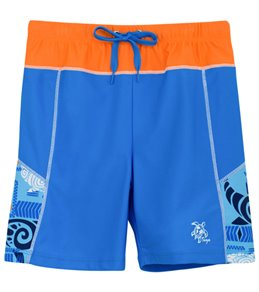 0ab94f0c280e1 Tuga Boys' South Swell Swim Shorts (Toddler, Little Kid, ...