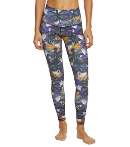 DYI High Waist Signature Empress Printed Yoga Leggings