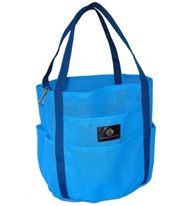 Saltwater Canvas Dolphin Bag