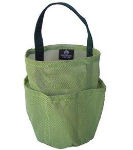 R Canvas Shower Bag