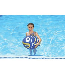 Poolmaster Fish Ball Blue