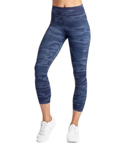 9d236a7df57ed DYI Printed Signature 7/8 Yoga Leggings