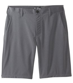 Hurley Men's Dri-FIT Chino Heather 21 Walkshort