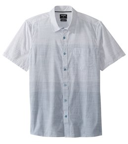 Hurley Men's Hudson Short Sleeve Woven Shirt