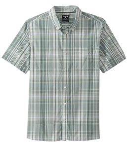 Hurley Men's Dri-FIT Johnny Short Sleeve Woven Shirt