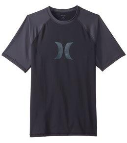 Hurley Men's Icon Short Sleeve Surf Shirt