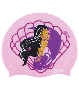 FINIS Kids' Mermaid Silicone Cap
