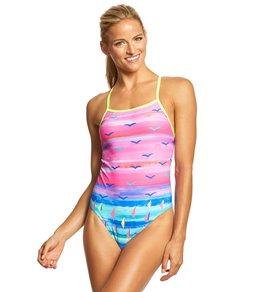 70018065915 Funkita Women's Regatta Royale Tie Me Tight One Piece Swimsuit