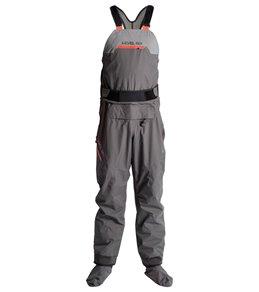 2ceba38e37 Level Six Men s Breakwater Bib 2.5 Ply Semi-Dry Pant with Sock