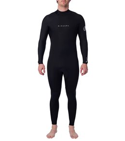 Rip Curl Men s Dawn Patrol 3 2MM Back Zip Wetsuit f8ef2d8f6