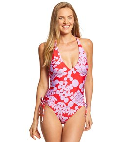 5a96dd22a5424 Women s Fashion Halter One Piece Swimsuits at SwimOutlet.com