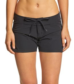 빌라봉 보드숏 수영복 Billabong Womens Sol Searcher Boardshort 5,Black Pebble