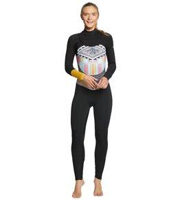 Roxy Women s 3 2mm Pop Surf Chest Zip Wetsuit 132816121