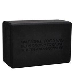 Funky Yoga Warrior Yoga Block 5a30eb7bb4