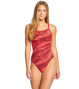 티어 여성 수영복 강습용 원피스 스윔수트 TYR Womens Plexus Diamondfit One Piece Swimsuit