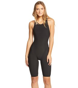 19f0f911b4 Speedo Women s Power Plus Prime Kneeskin Tech Suit Swimsuit