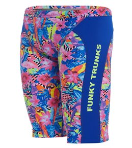 c27a4c1e1e56a Funky Trunks Men's Club Tropo Training Jammer Swimsuit Quick view