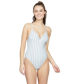 36c5f1fe7d Seafolly Sea Stripe One Piece Swimsuit