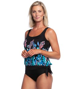 b1afd1e1fa428 Maxine Prairie Dreams Blouson Tankini Top Quick view. SALE
