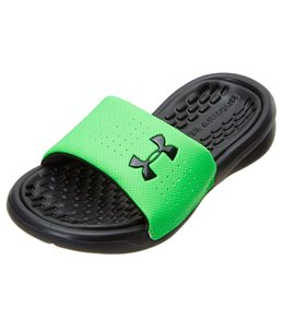 Under Armour Boys  Playmaker Fix Slide (Little Kid db8032d5a0c40