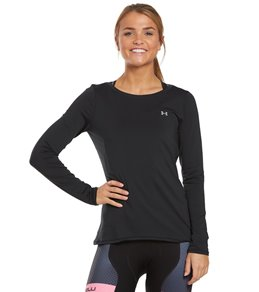 b81c5f4299051 Under Armour Women's UA HG Armour Long Sleeve Tee