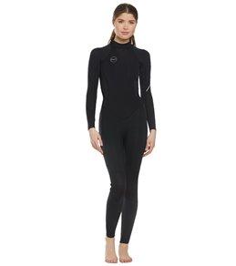 8ba0ed00f7 O Neill Women s Bahia 3 2mm Back Zip Fullsuit Wetsuit