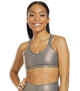 9e6c0b57f1 Beyond Yoga Dusted Double Back Yoga Sports Bra