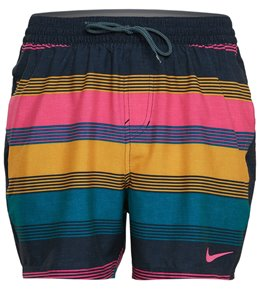 6dbfd9f82b Nike Men's Short Swim Trunks at SwimOutlet.com
