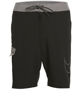 bb4bdbbfabfd0 Nike Men's 20 Perforated Swoosh Drift Board Shorts