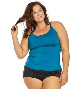 b0da220928f7a Women's Plus Size Bikini Tops at SwimOutlet.com