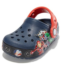d48771661 Crocs Marvel Band Light Up Clog (Toddler, Little Kid, Big Kid)